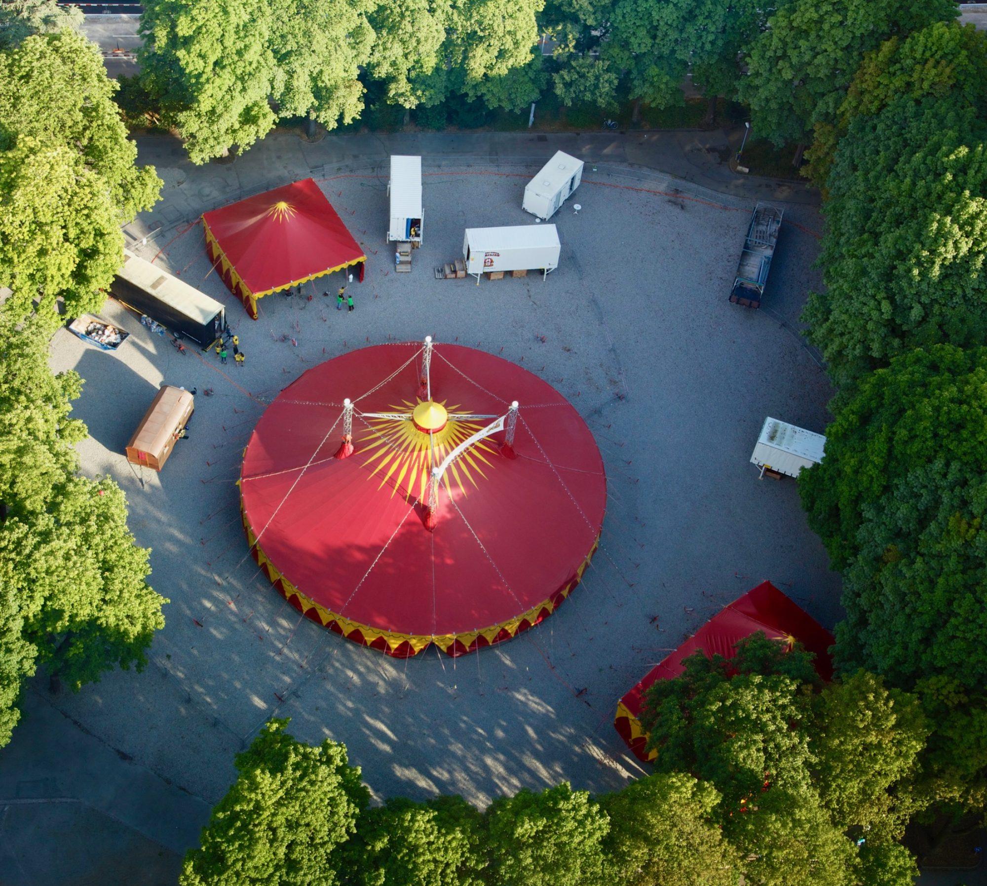 JCB - Jugend Circus Basilisk